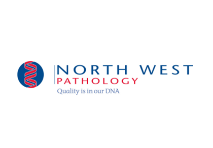 North West Pathology branding