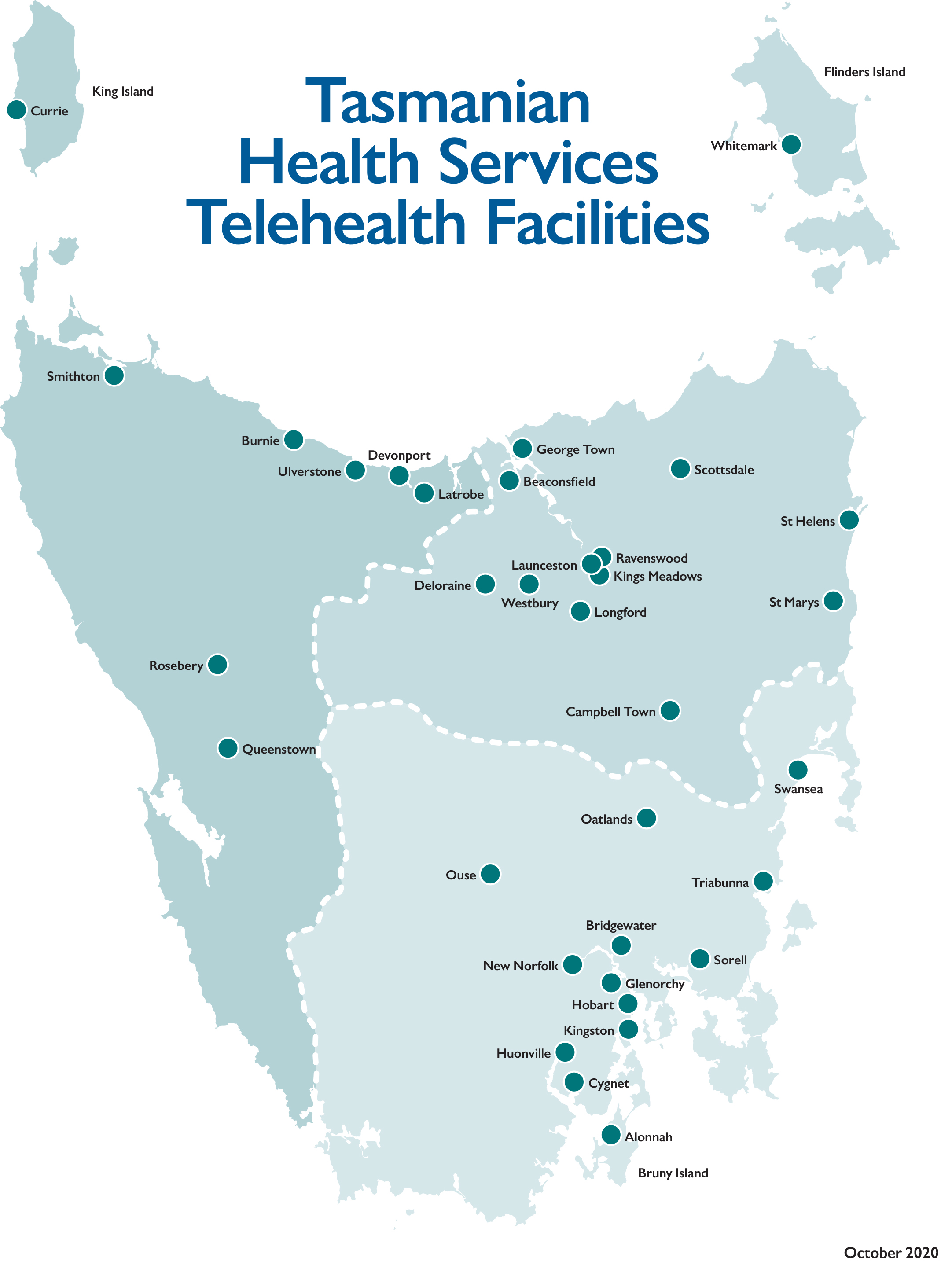 THS Telehealth Facilities