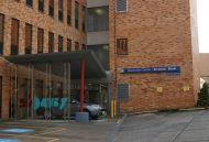 Repat Centre Entrance